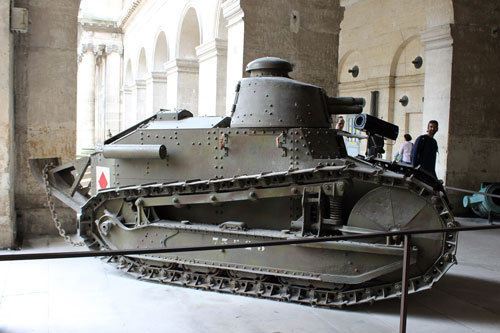 Visiting The Musée de L'Armée