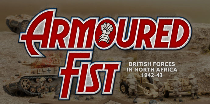 Armoured Fist Live Launch