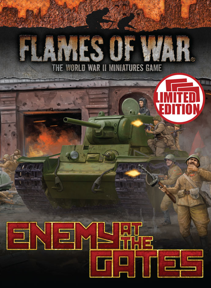 Enemy at the Gates Unit Cards (FW246U)