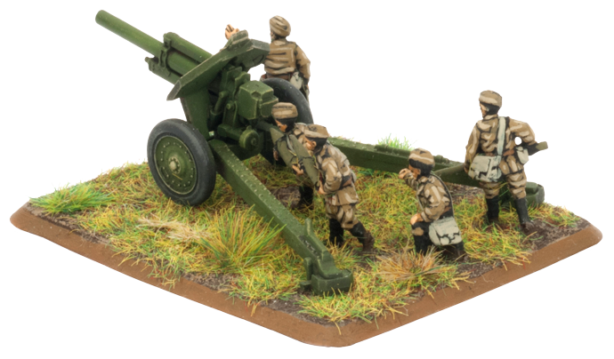 Heavy Artillery Battery (Plastic) (SBX75)