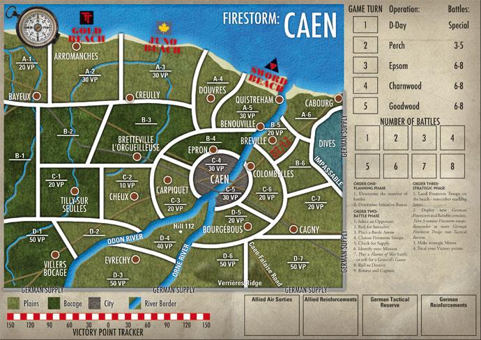 Firestorm: Caen