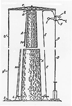 Drawing of a Training Tower