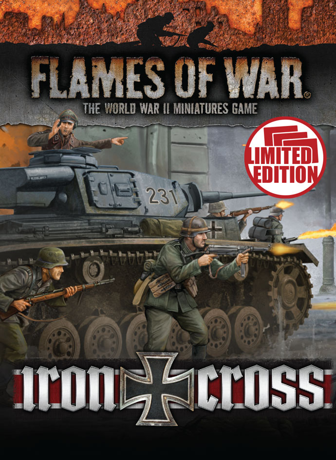 Iron Cross Unit Cards (FW247U)