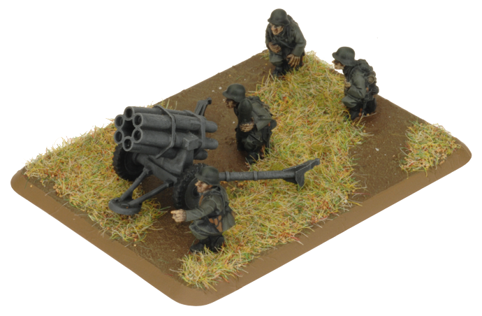 Bake's Fire Brigade (Plastic) (GEAB17)