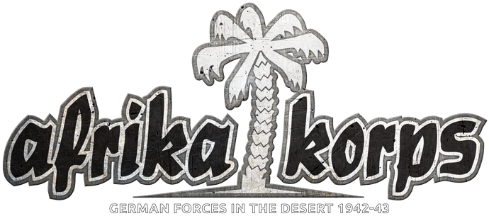Afrika Korps: German Forces In The Desert 1942-43