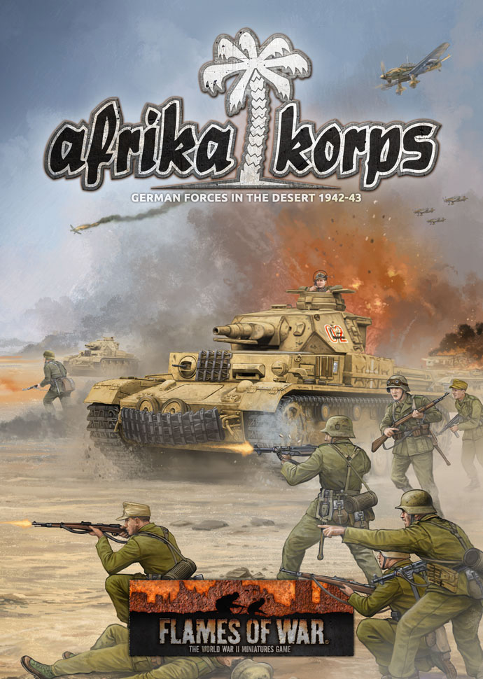 Click here to learn more about Afrika Korps...