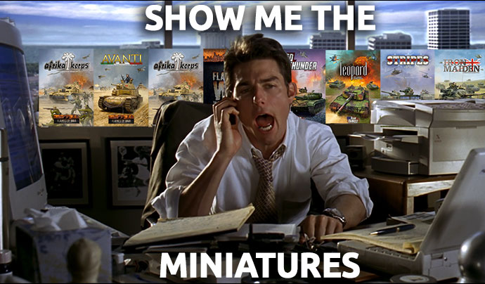Show Me The Miniatures