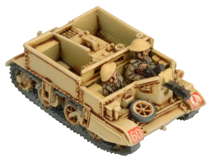 Click here to learn how to assemble the Universal Carrier here...