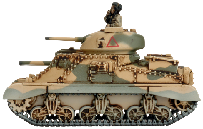 Grant Armoured Troop (BBX37)