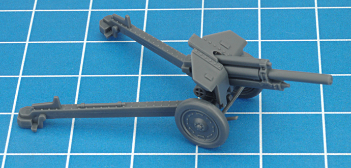Heavy Artillery Battery Battery Assembly Guide