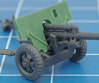 Assembling The 76mm Howitzer (SUAB09)