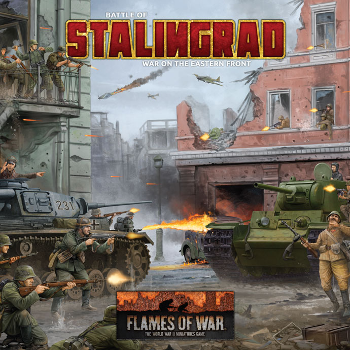 Battle of Stalingrad: War on the Eastern Front (FWBX08)