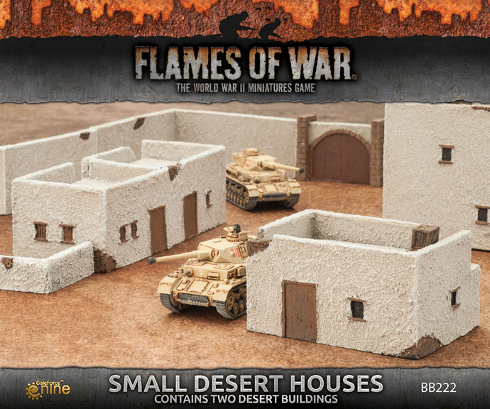 Small Desert House (BB222)