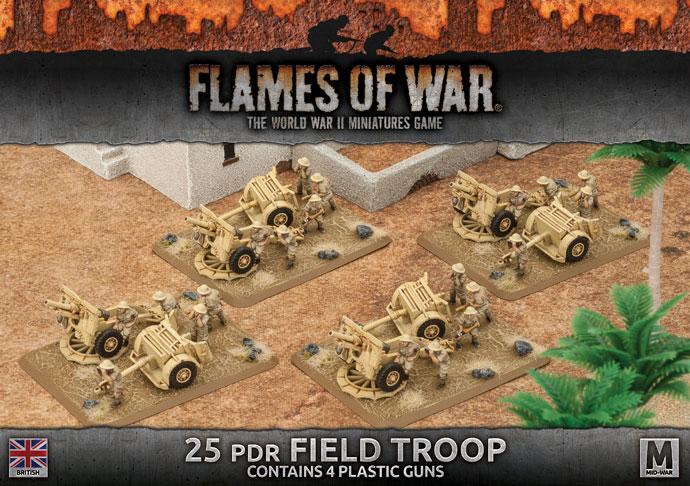 25 pdr Field Troop (BBX33)