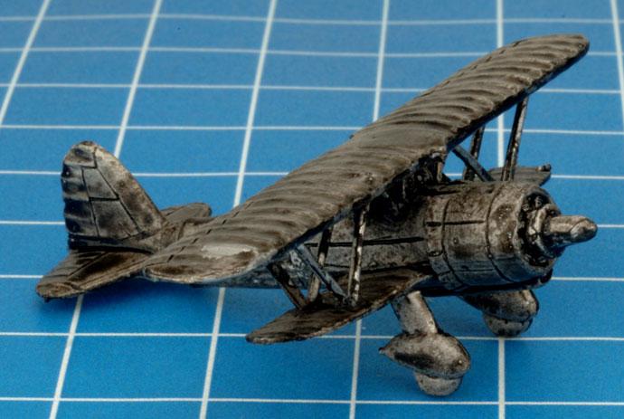 Assembling The Falco CR42 (IBX19)