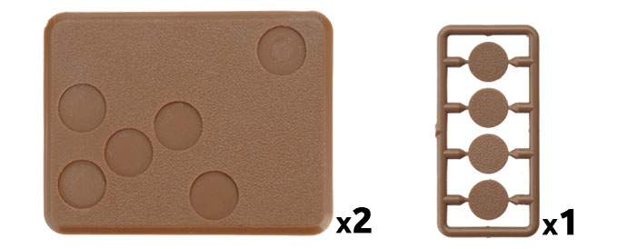 88mm Anti-Tank Battery (Plastic) (IBX13)